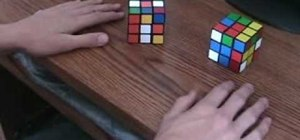 Solve the Rubik's Cube with the int./adv. method