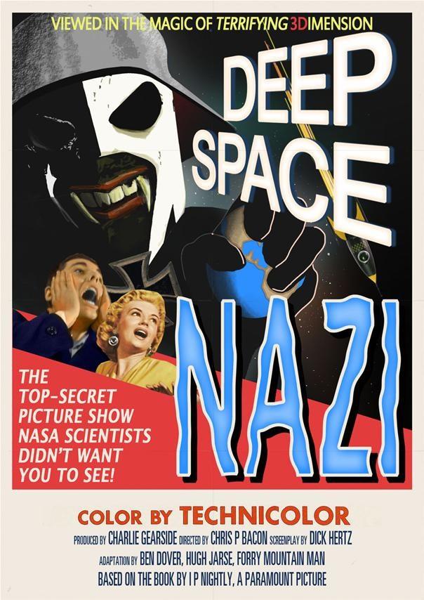 Deep Space Nazi