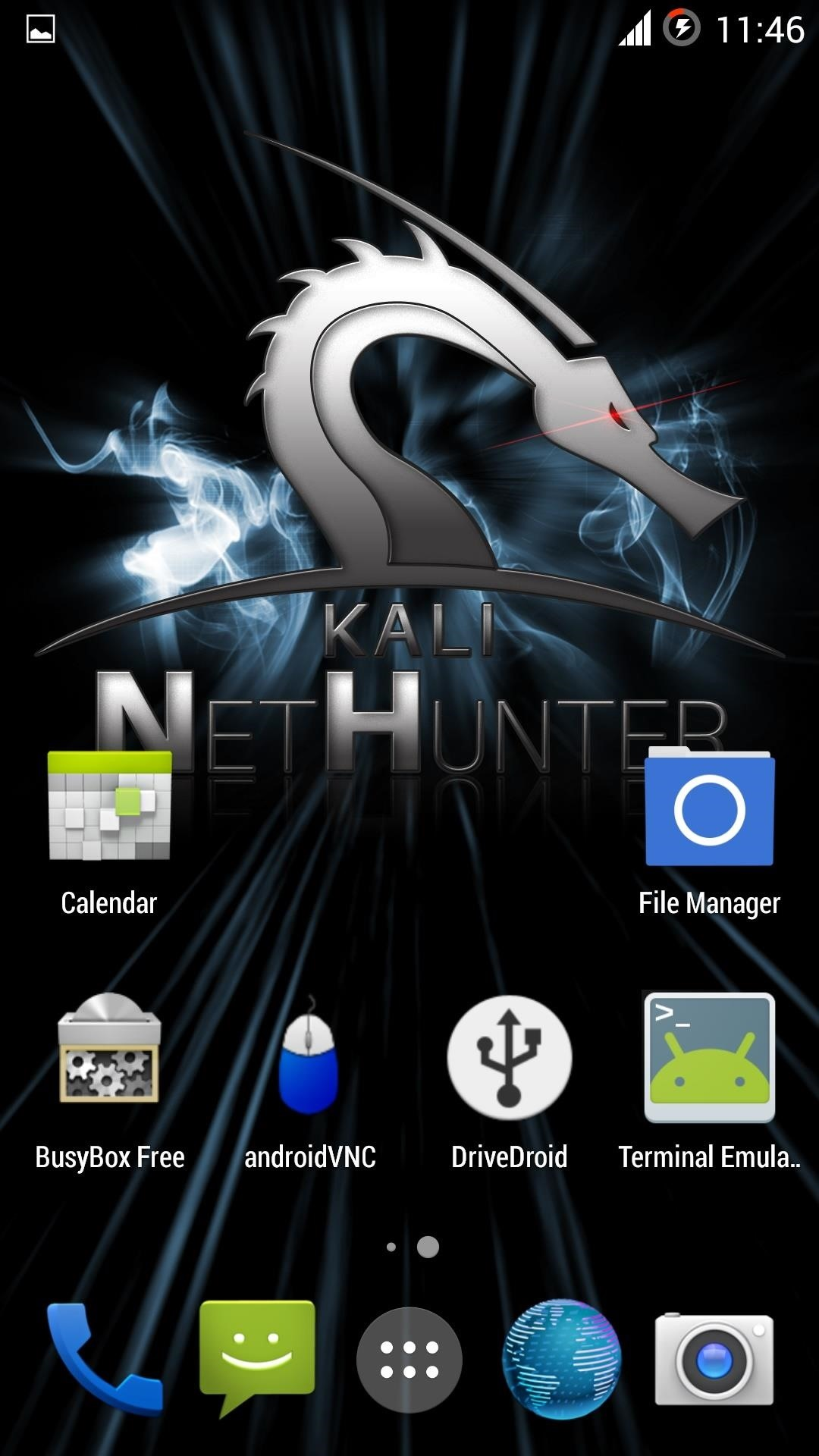 How to Flash Kali NetHunter on OnePlus and Nexus Devices