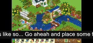 Use the river/pool in Farm Town (07/11/09)