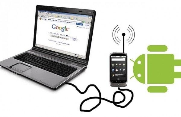 How to Get Free Internet on Your Laptop from Your Phone