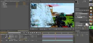 Color correct Black Ops game footage in Sony Vegas Pro 10