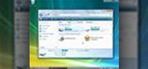 Navigate your hard drive on a Microsoft Windows Vista PC