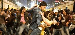 Bollywood dance like Slumdog Millionaires