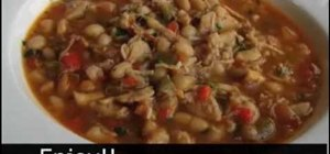 Make chicken & white bean chili