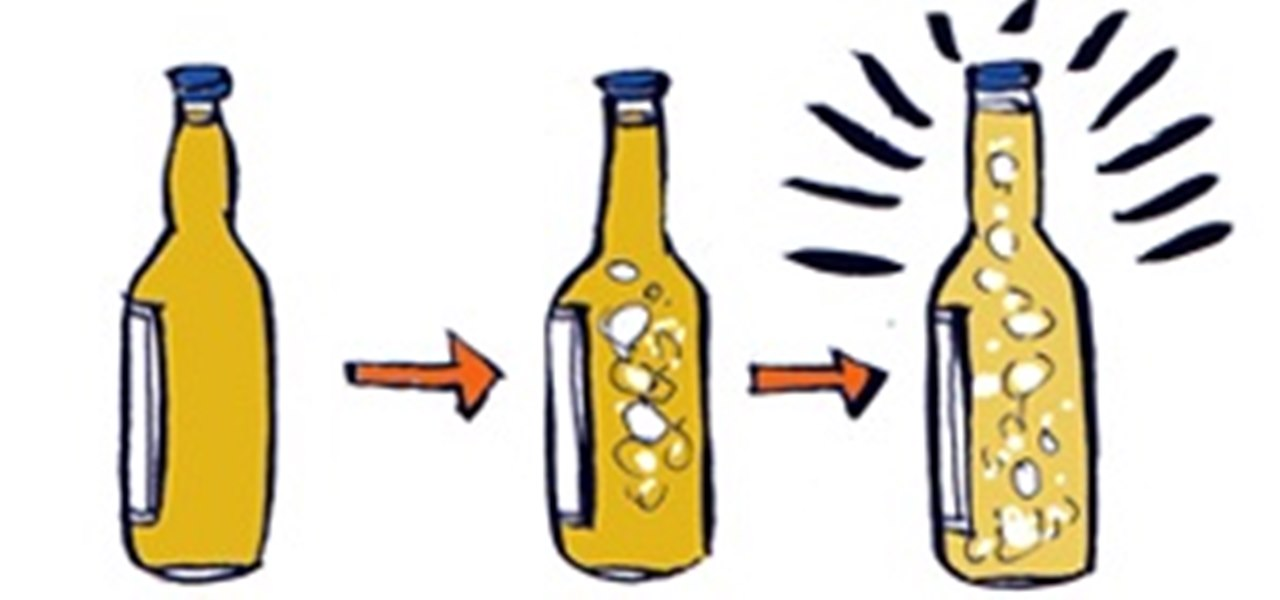 Cool Bar Trick How To Freeze Beer In 2 Seconds The Secret