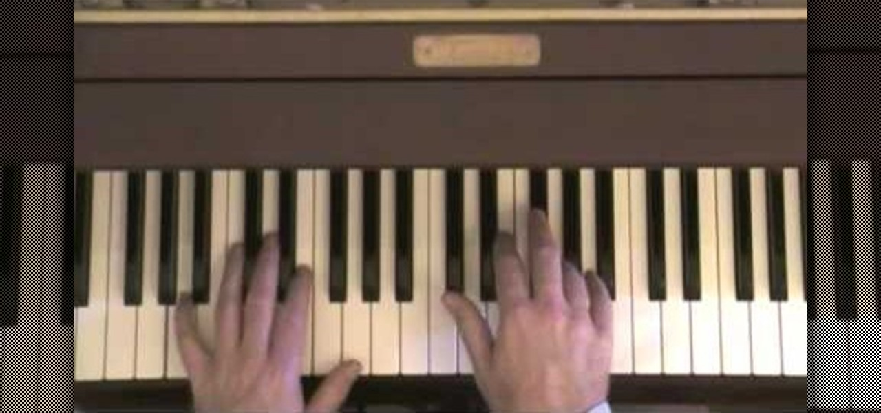 How To Play The Beatles Oh Darling On Piano Piano Keyboard
