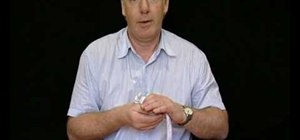 Make a handkerchief mouse