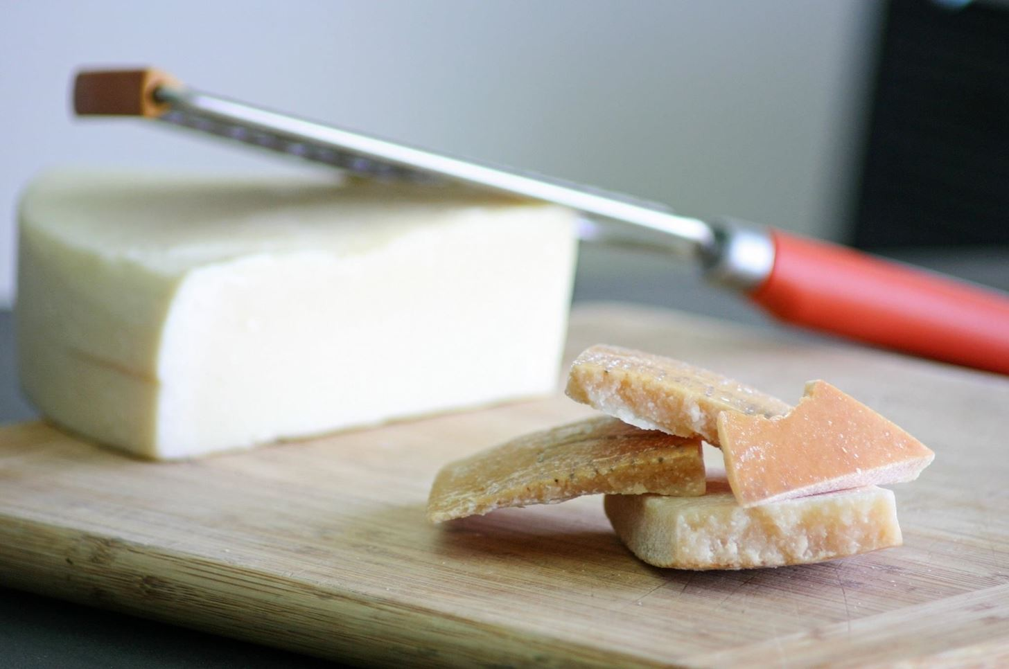Why You Should Always Save Parmesan Rinds