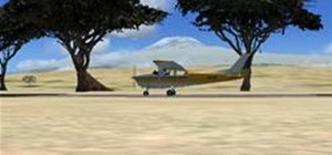 Create Scenery in FSX