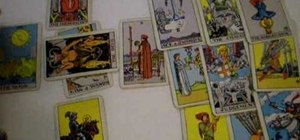 Explain a Tarot card reading with Peter John