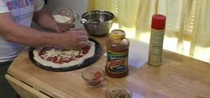Make pizza with Tony D'Angelo