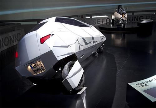 BMW Makes Tron Car