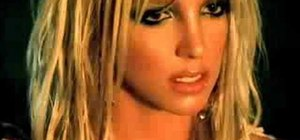 Apply a Slave 4 U Britney Spears video makeup look