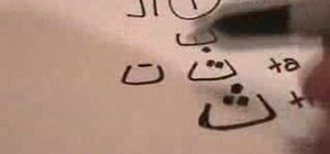 Write the letters of the Arabic alphabet
