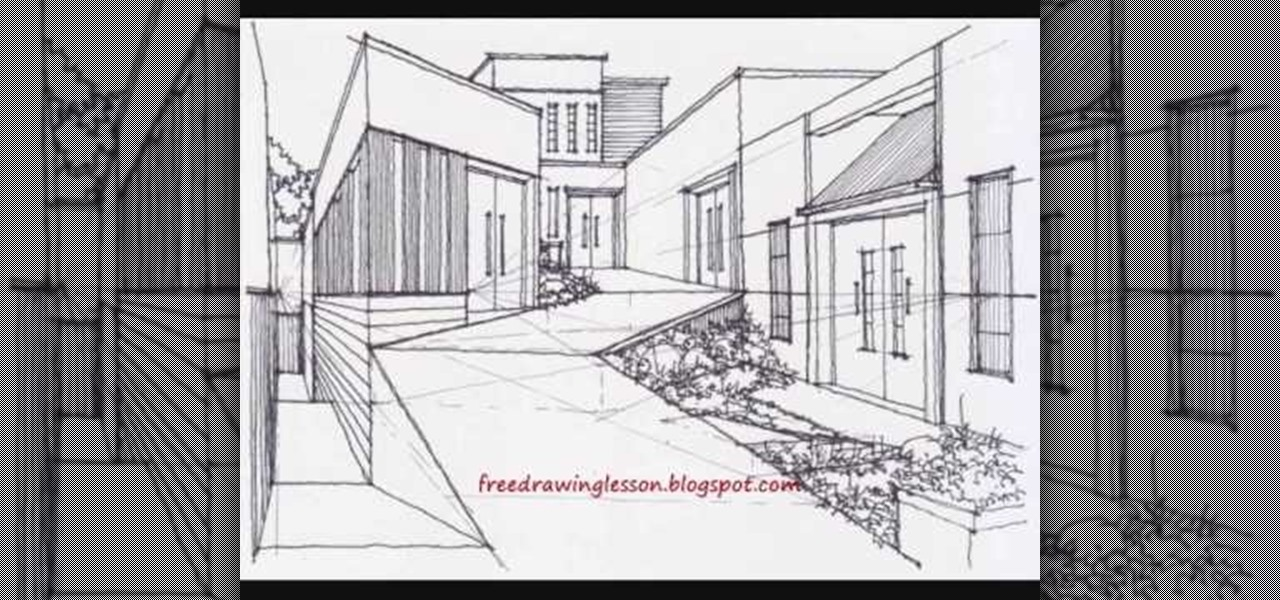 Urban Street Drawings How to Draw an Elevated Urban