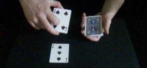"Perform the ""spellbound"" card trick to impress friends"