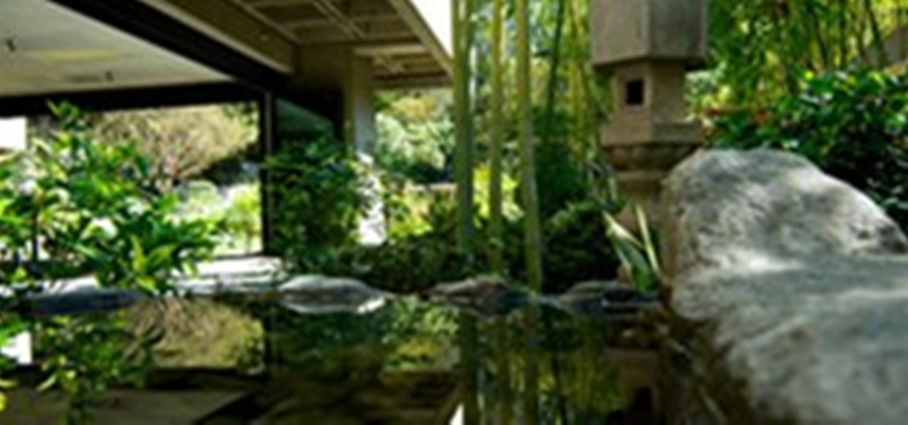 james irvine japanese garden downtown la gardening wonderhowto - James Irvine Japanese Garden