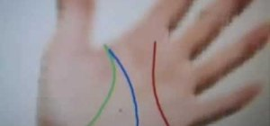 How to Read the meaning of forks in lines in palmistry