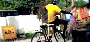 Senegalese Bicycle Dancing