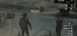 Unlock What About Hand Grenades achievement in RDR