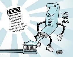 oragel toothpaste