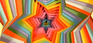 Papermation to the Psychadelic Meditations of Dan Deacon