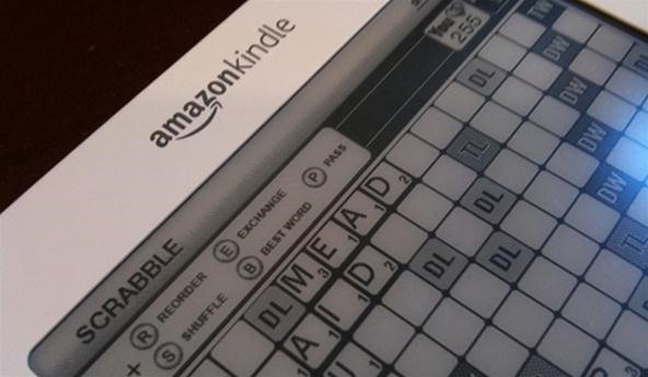 Scrabble Beats Words with Friends to NOOK Color