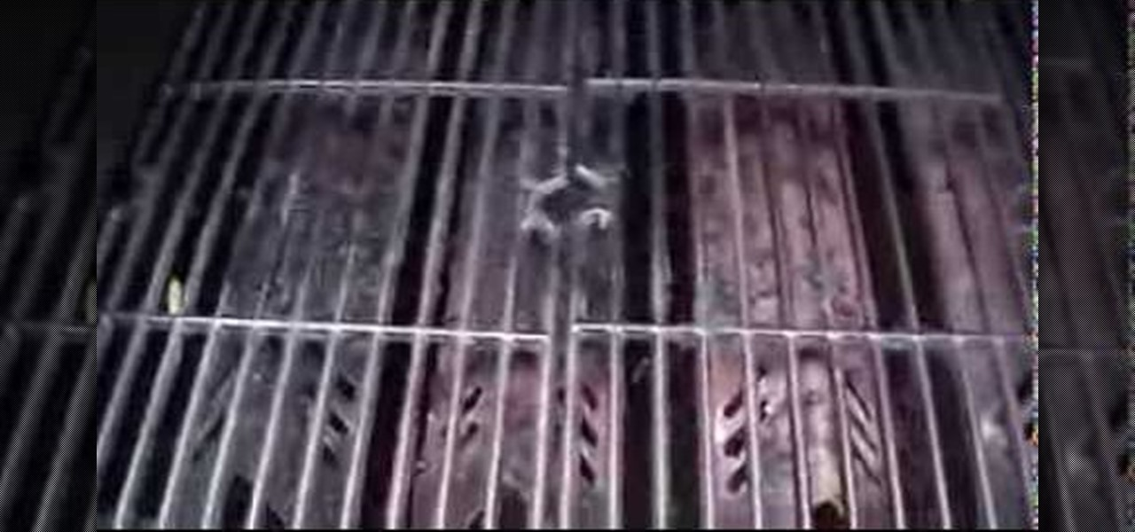 Keep Barbecue Grill Grate Clean and Rust Free