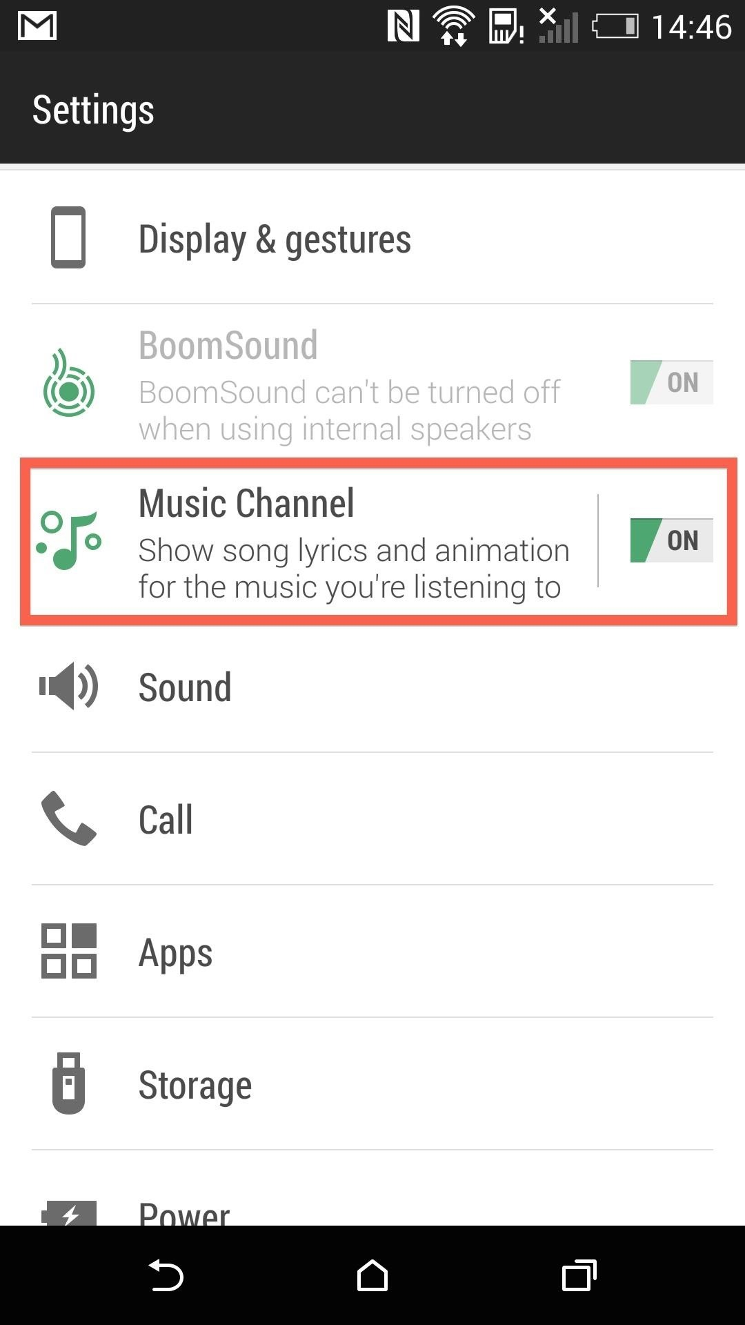 How to Unlock the Hidden HTC Music Channel on Your HTC One