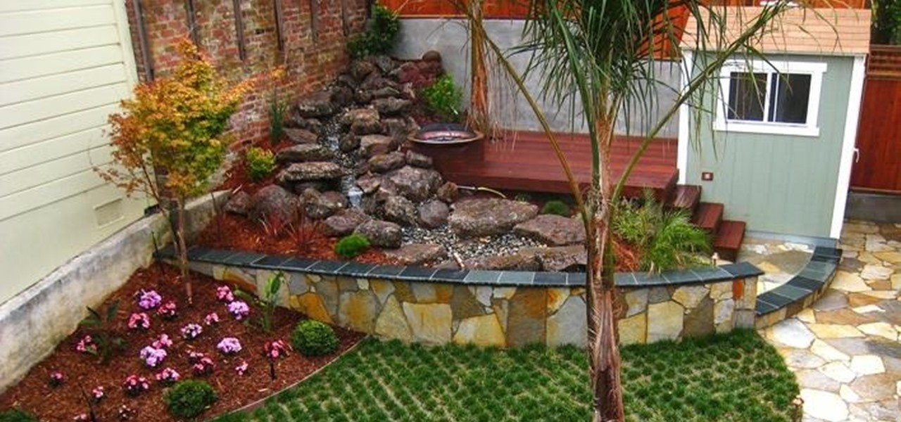 Choose the Right Water Feature for Your Garden