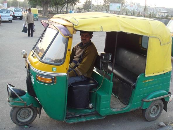 Rickshaw Bomb