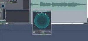 Mix in Surround Panner in SONAR 4