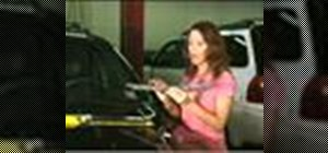 Replacewiper blades on your car