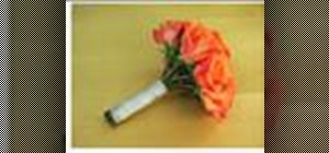 Makeawedding bouquet