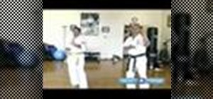 Do advanced kyokushin karate techniques