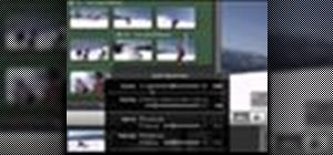 Work with background music in iMovie '08