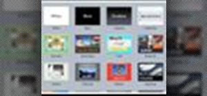 Create presentations with Apple-designed themes in Keynote '08
