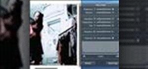 Apply image effects in Keynote '08