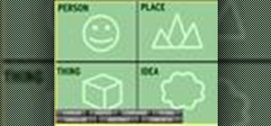 Help children understand the different type of nouns