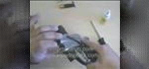 Install a Titanium ETEK Rammer
