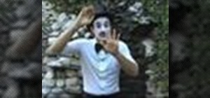 Get some mime practice exercise