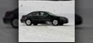 Drive AWD cars on ice and snow