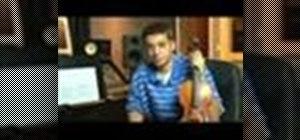 Play violin scales in D Minor
