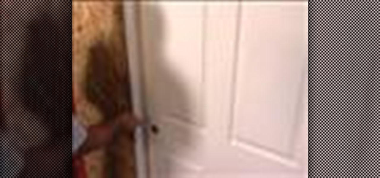 How To Install A Flat Jamb Door Construction Repair