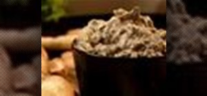Make truffle cream cheese with Gordon Ramsay