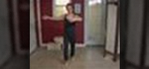Learn modern dance moves
