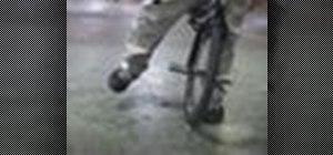 Do a BMX hang 5