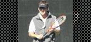 Get tips for playing tennis doubles