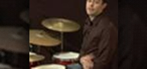 Play rock drum beat patterns